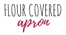 Flour Covered Apron